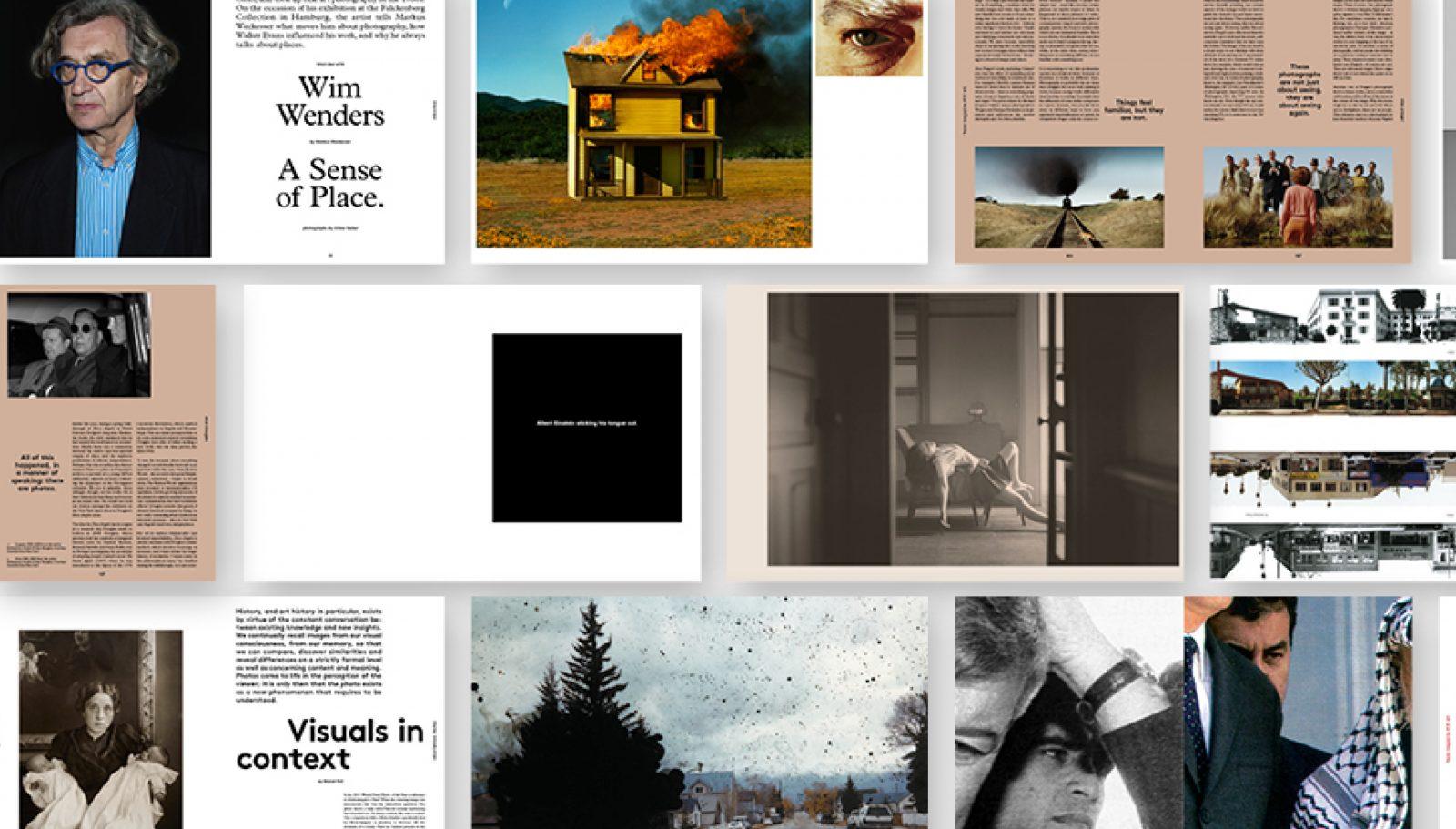 Maarten Kanters - FOAM Magazine # 31 ref. – magazine design